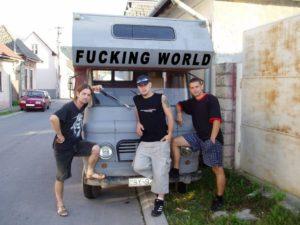 Fucking World