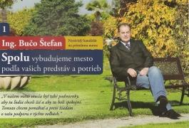 BYtčan.sk - Kandidát na primátora mesta Ing. Štefan Bučo