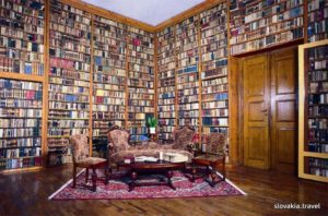 www.bytcan.sk - palatín Thurzo a jeho knižnica