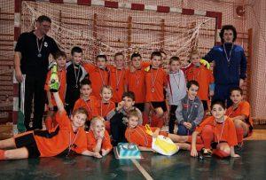 2. ročník SEP CUP prípraviek - mužstvo FO Bytča