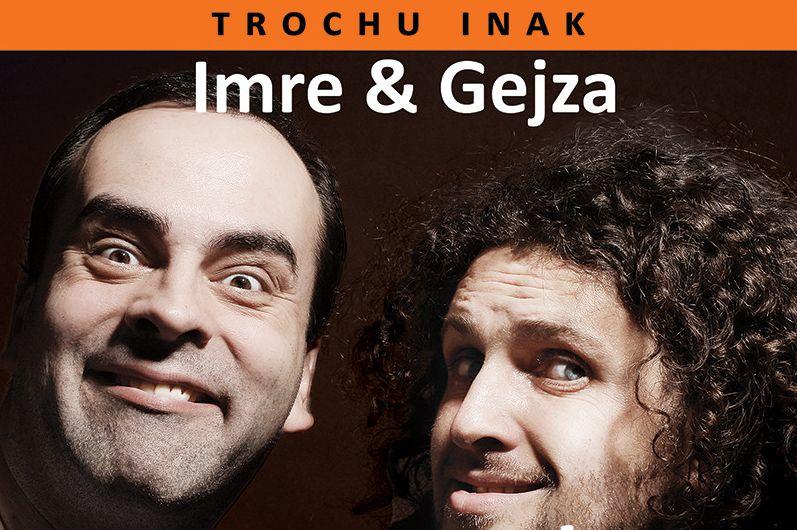 Predstavenie Imre a Gejza