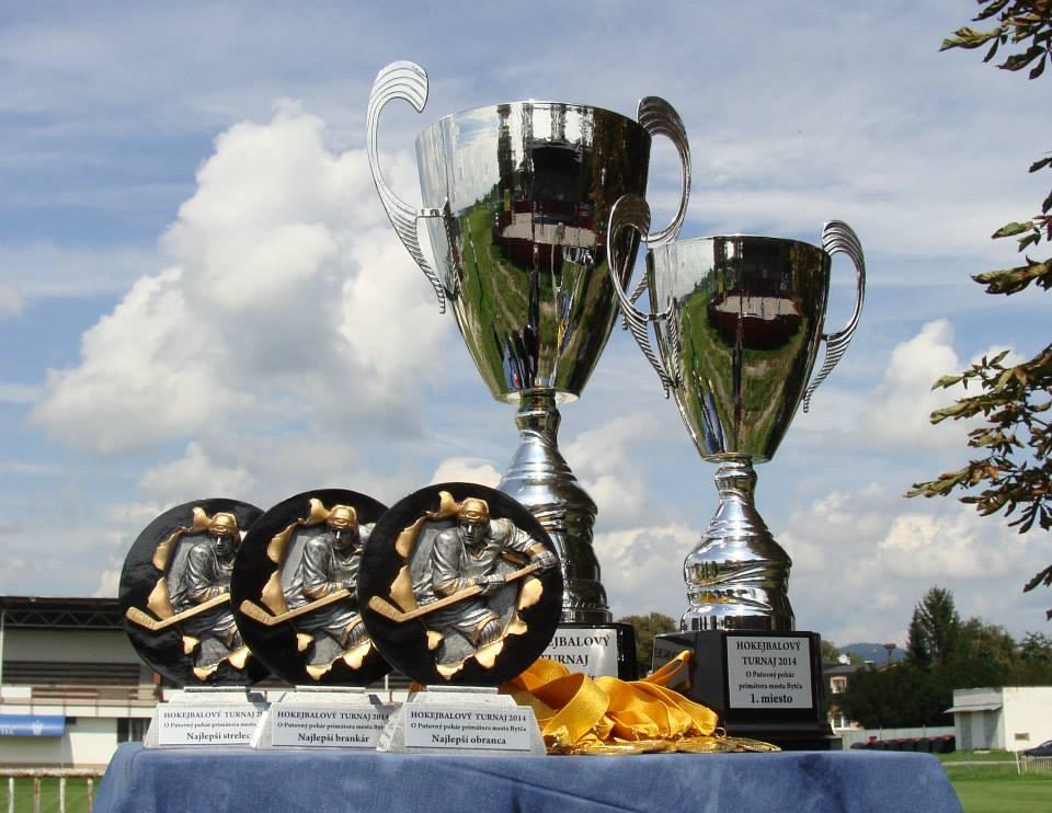 Hokejbalový turnaj o pohár primátora mesta Bytča