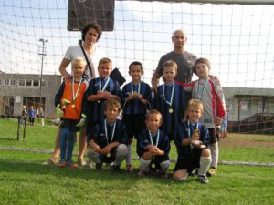 Veľká výhra malých futbalistov