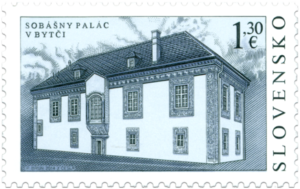 Inauguracia poštovej znamky Bytča