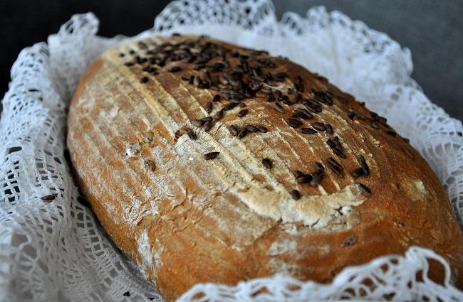 Upečte si domáci chlieb