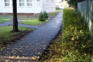Oprava chodnikov ms hurbanova