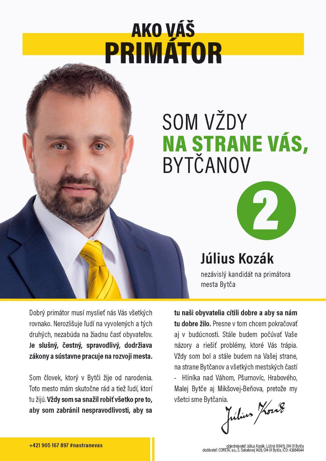 Július Kozák