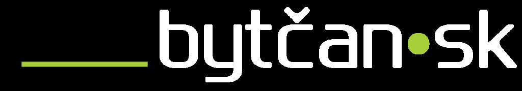 logo bytcan.sk - white